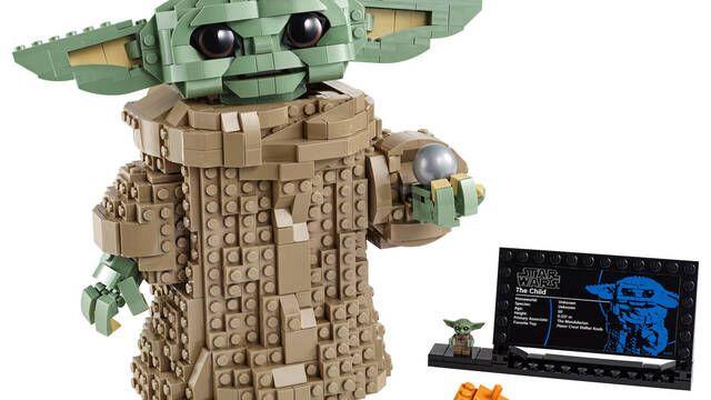 Star Wars: LEGO anuncia su set basado en Baby Yoda