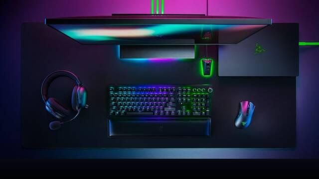 Razer presenta su nuevo trío de periféricos para jugar: teclado, ratón y auriculares