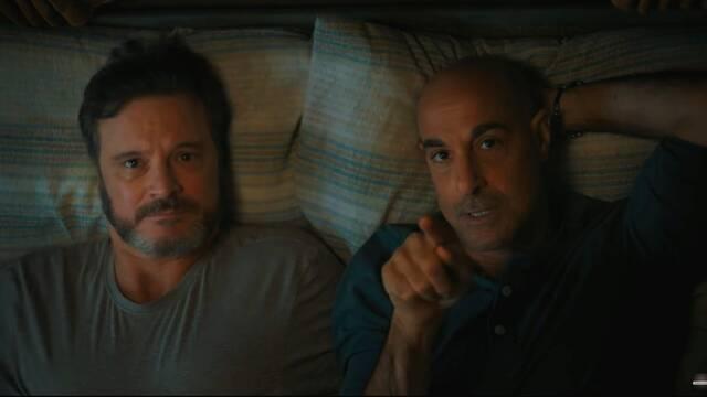 Supernova: Stanley Tucci y Colin Firth contra lo desconocido