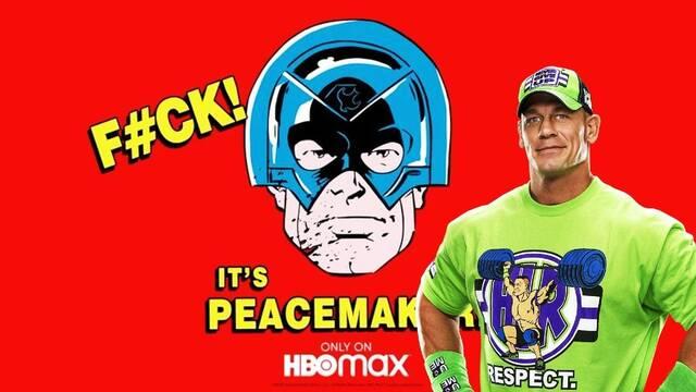 El Pacificador de John Cena disfrutará de su propia serie en HBO Max