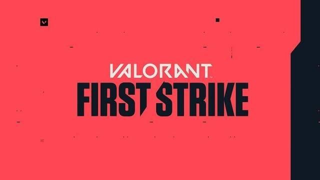 Riot presenta First Strike, el primer torneo mundial de Valorant