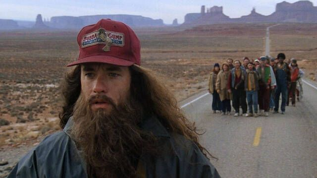 Forrest Gump: Tom Hanks pagó de su bolsillo una de las secuencias más míticas