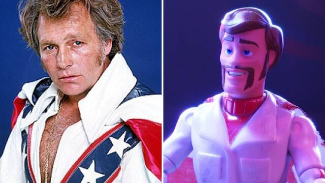 Toy Story 4: La familia del acróbata Evel Knievel demanda a Pixar por Duke Caboom