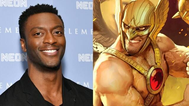 Black Adam: Aldis Hodge será Hawkman en la nueva película de DC