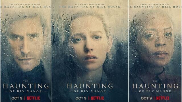 The Haunting of Bly Manor: Netflix presenta los carteles de los personajes