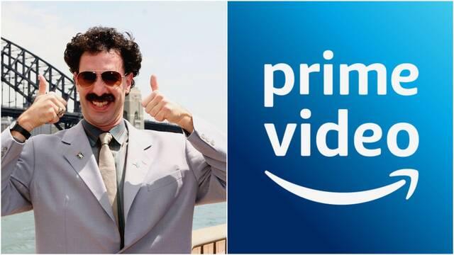 Amazon Prime Video se hace con los derechos de la secuela de 'Borat'