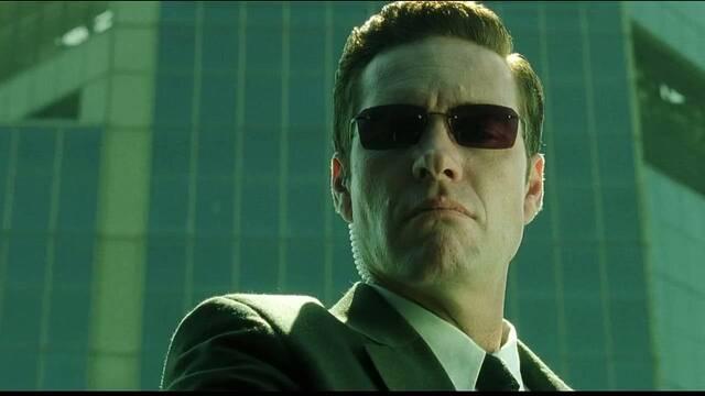 Matrix 4: El agente Johnson sí estará en la cuarta parte