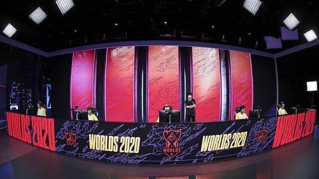 MAD Lions y Rainbow7 dice adiós a los Worlds 2020 en un Play-In igualadísima
