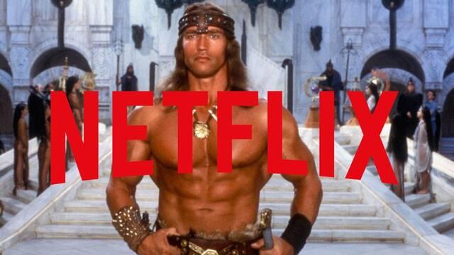 'Conan El bárbaro' tendrá una adaptación en forma de serie en Netflix