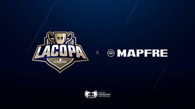 MAPFRE se convierte en el nuevo patrocinador de la Copa de CS:GO de LVP
