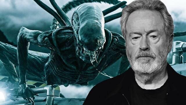 Alien: Ridley Scott confirma que hay una nueva película de la saga en camino