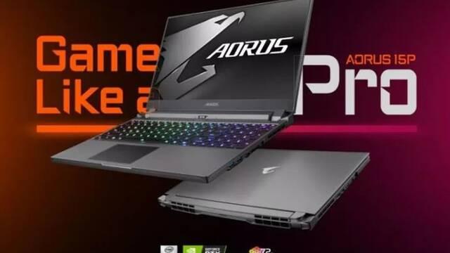 Aorus presenta sus nuevos portátiles para amantes de esports, los 15P