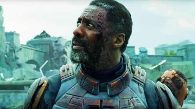 El Escuadrón Suicida: Gunn aplaude el trabajo de Idris Elba como Bloodsport