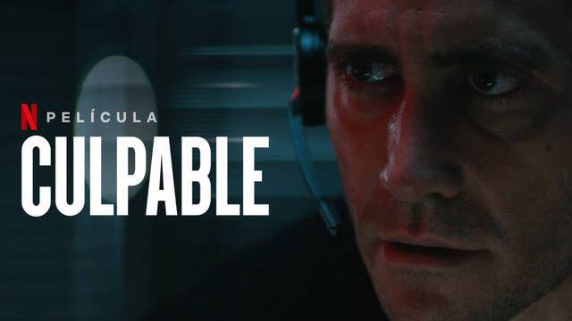 Netflix presenta el primer tráiler de 'Culpable', lo nuevo de Jake Gyllenhaal