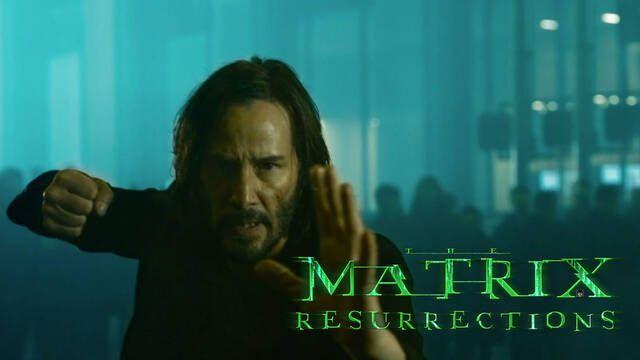 ¿Por qué la fotografía de 'Matrix Resurrections' no tiene el tono verde de la trilogía original?
