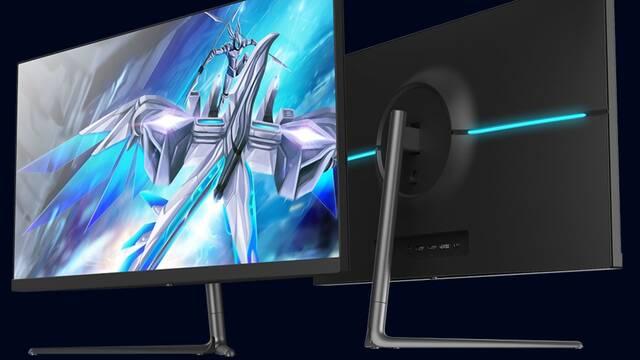 Newskill presenta sus nuevos monitores Icarus para jugar con hasta 240 Hz