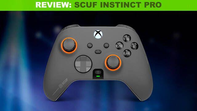 Análisis SCUF Instinct Pro, el mejor mando para jugar en PC, Xbox Series X/S y Xbox One