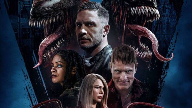 Venom: Habrá Matanza presenta su espectacular póster final