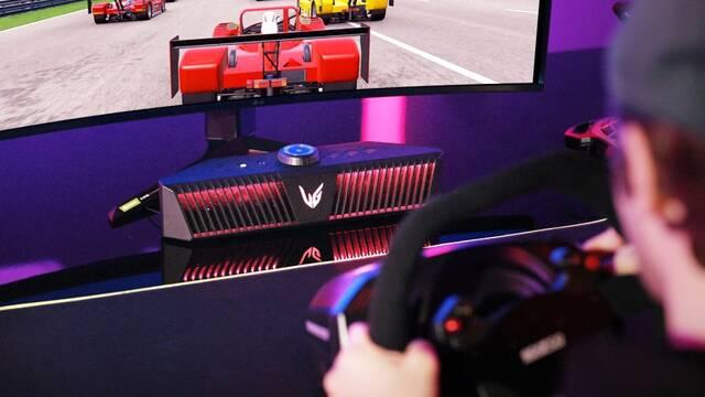 LG presenta su primer altavoz para gamers LG Ultragear GP9