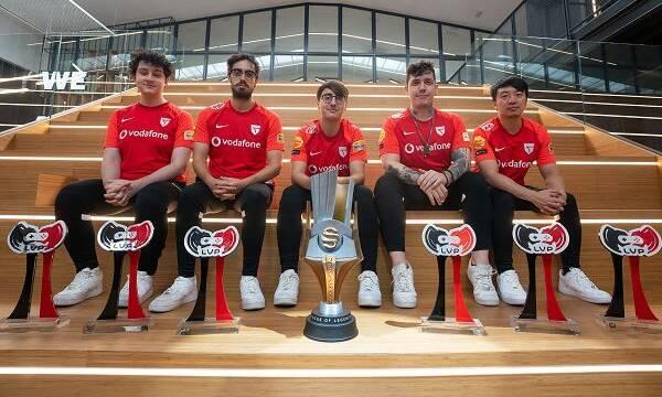 Vodafone Giants finaliza la temporada de League of Legends y se tomará un descanso