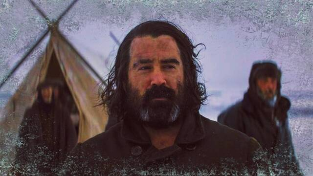 Colin Farrell casi muere en el rodaje de The North Water