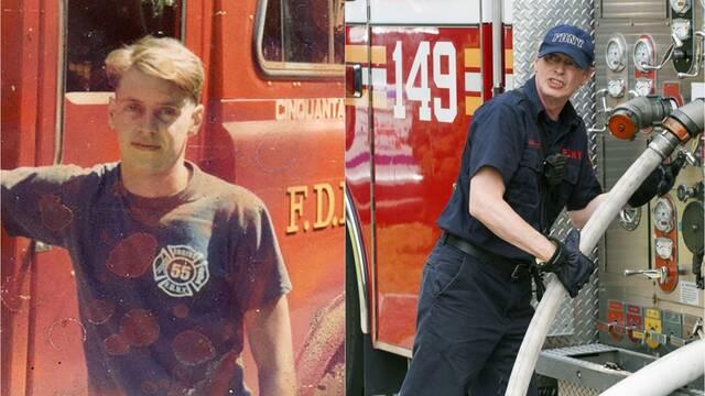Steve Buscemi recuerda cuando ayudó como bombero en el 11S