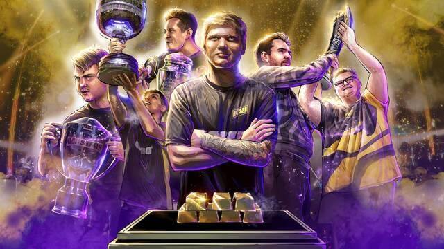 Na'Vi vence la ESL Pro League y se lleva 1 millón de dólares del Intel Grand Slam