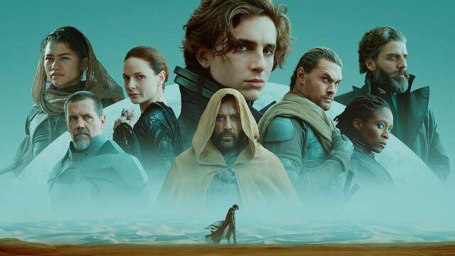 Dune: ¿Por qué el film vendrá dividido en dos partes y no se rodaron a la vez?
