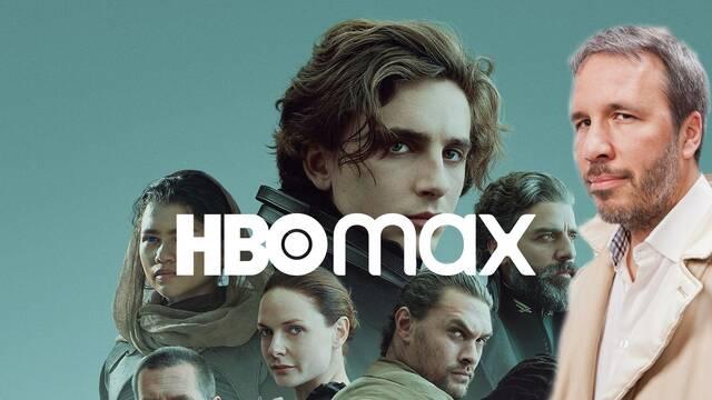 Villeneuve de Dune hace las paces con HBO Max: 'El enemigo es la pandemia'