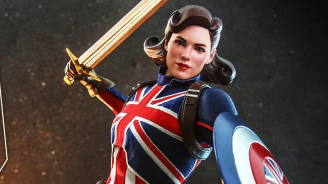 La Capitana Carter de What if...? de Marvel recibe esta espectacular figura