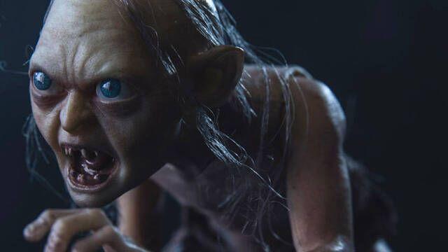 ¡Mi Tesoro! Así es la realista figura de Gollum de 'El Señor de los Anillos' de Asmus Toys
