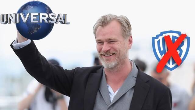 Estas son las condiciones que Christopher Nolan propuso antes de fichar por Universal