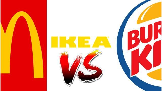 Ikea quiere competir con Burger King y McDonald's con una hamburguesa vegana