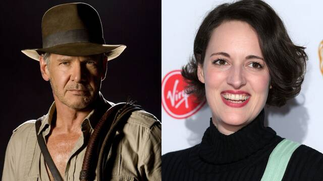 Indiana Jones 5: ¿Sustituirá Phoebe Waller-Bridge a Harrison Ford en la saga?