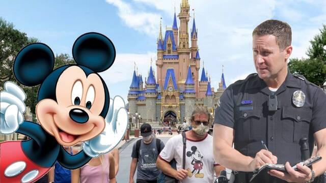 Se coló en todas las atracciones de Disney con un iPad robado y un pase VIP