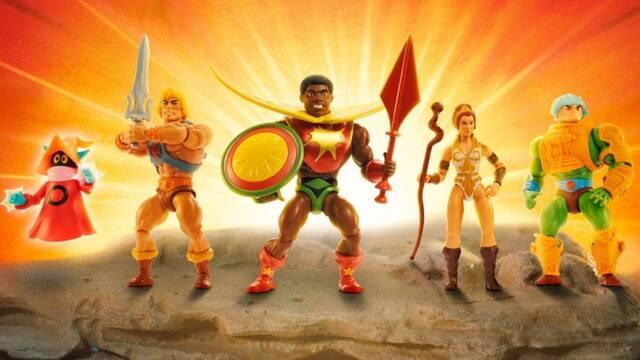 Masters of the Universe: Revelado el juguete dedicado a Sun-Man