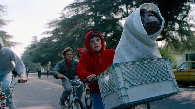 ¿Se trata 'E.T. el extraterrestre', el clásico de ciencia ficción de Steven Spielberg, de un plagio?