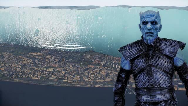 Escocia era como vivir en el Muro de Juego de Tronos en la última edad de hielo