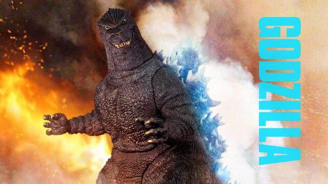 Godzilla recibe una nueva y enorme figura, aunque cuesta un ojo de la cara