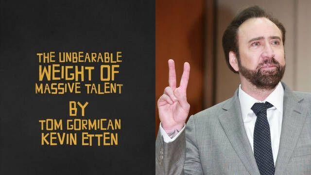 Nicolas Cage se niega en rotundo a ver la película en la que se interpreta a sí mismo