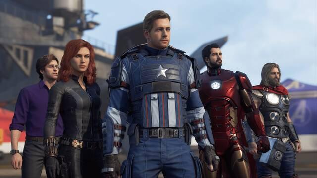 Los superhéroes de Marvel's Avengers dicen adiós a Denuvo en su juego en PC