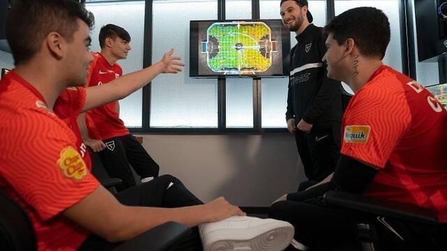 Vodafone Giants comienza su temporada de Rocket League