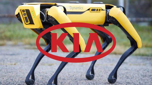 El perro robot de Boston Dynamics se convierte en el guardián de varias fábricas de Kia
