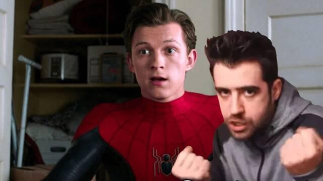 Spider-Man nos da un derechazo en este vídeo de Tom Holland entrenando