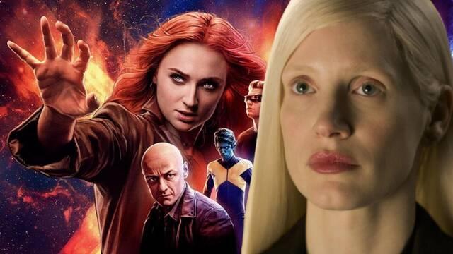 Jessica Chastain habla del fracaso de 'X-Men: Fénix Oscura'
