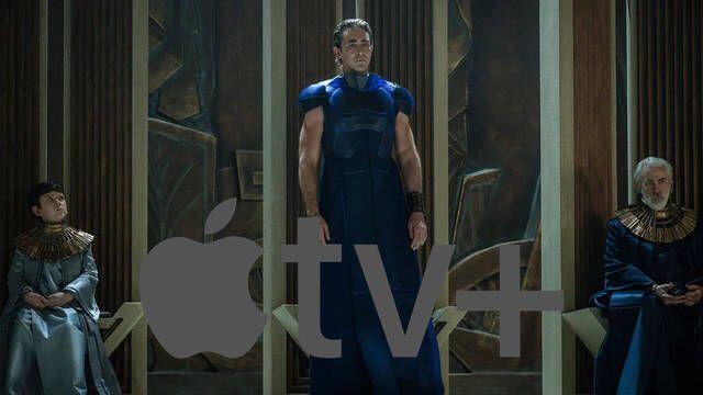 Fundación de Apple TV+ se muestra en un espectacular adelanto antes de su estreno