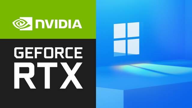 NVIDIA lanza sus primeros drivers Game Ready para Windows 11