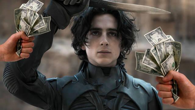 'Dune' recauda más de 36 millones de dólares en su debut en la taquilla internacional