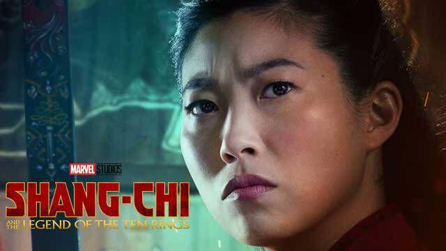 'Shang-Chi': Awkwafina aborda la controversia sobre su acento en el film de Marvel