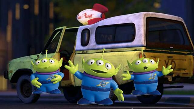 Toy Story: Un fan crea la mítica furgoneta de Pizza Planet en la vida real